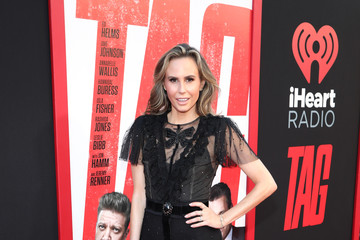 Keltie Knight Premiere Of Warner Bros. Pictures And New Line Cinema's 'Tag' Red Carpet