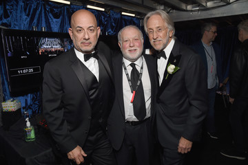 Ken Ehrlich 60th Annual GRAMMY Awards - Backstage