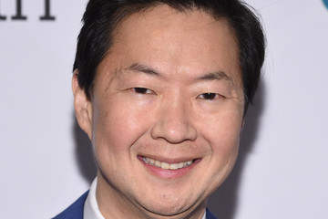 Ken Jeong Entertainment Industry Foundation Presents Stand Up to Cancer's New York Standing Room Only Event with Donors American Airlines, MasterCard and Merck - Red Carpet