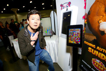 Ken Jeong Dr. Ken Jeong Appears at Cookie Con in Support of Cookie Jam by Jam City