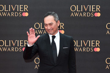 Ken Watanabe The Olivier Awards 2019 With MasterCard - Red Carpet Arrivals