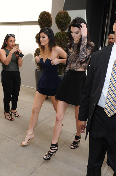 Kendall Jenner Photos - 8669 of 11285. Kendall Jenner And Kylie Jenner  Launch Their New Shoe ...