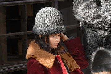 Kendall Jenner Marc Jacobs Fall 2017 Show - Front Row