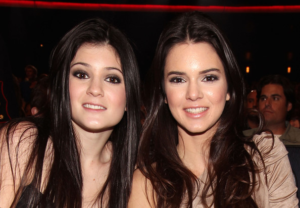 Kendall Jenner TV personalities Kylie Jenner (L) and Kendall Jenner attend the 2011 People's Choice Awards at Nokia Theatre L.A. Live on January 5, 2011 in Los Angeles, California.