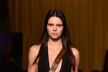 Kendall Jenner Givenchy Runway Show