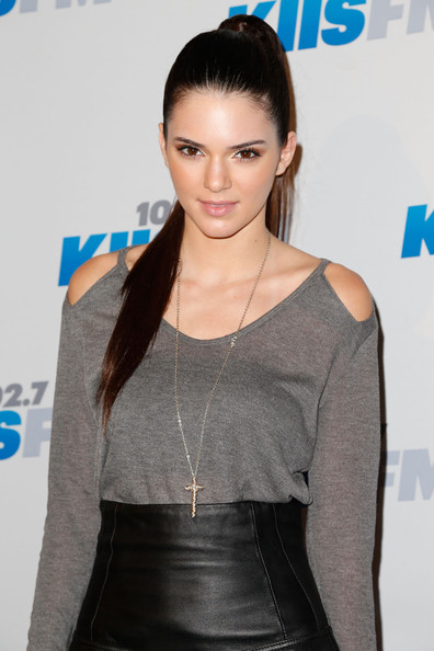 Kendall Jenner - KIIS FM's 2012 Jingle Ball - Night 2 - Arrivals