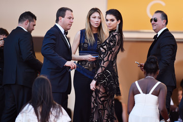 Kendall Jenner 'From the Land and the Moon (Mal De Pierres' - Red Carpet Arrivals - The 69th Annual Cannes Film Festival