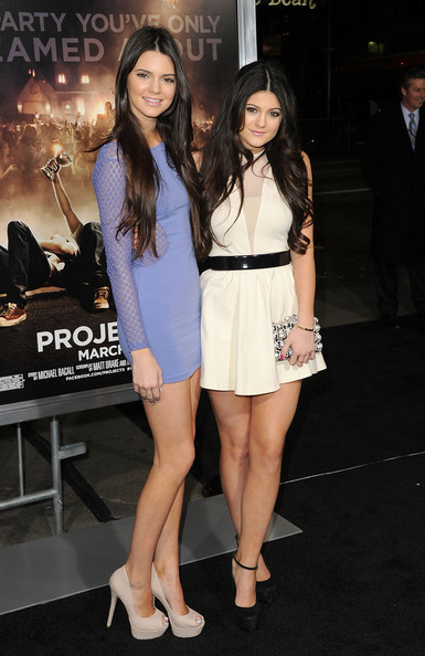 "Kendall Jenner - Premiere Of Warner Bros. Pictures' ""Project X"" - Arrivals"