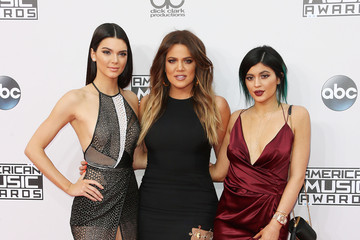 Kendall Jenner Arrivals at the American Music Awards — Part 2