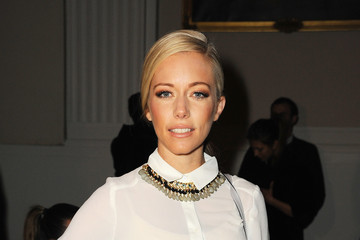 Kendra Wilkinson Front Row at London Fashion Week