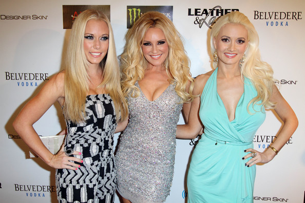 Wilkinson L R Kendra Bridget Marquardt And Holly Madison