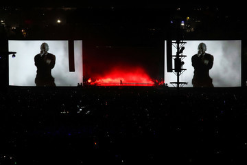 Kendrick Lamar 2017 Coachella Valley Music and Arts Festival - Weekend 1 - Day 3