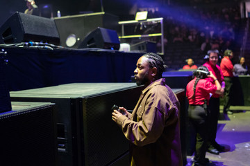 Kendrick Lamar 2018 BET Experience STAPLES Center Concert Sponsored By COCA-COLA - Night 2