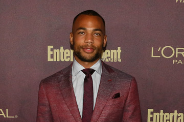 Kendrick Sampson 2018 Entertainment Weekly Pre-Emmy Party - Arrivals