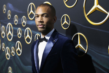 Kendrick Sampson Mercedes-Benz USA Official Awards Viewing Party At Four Seasons In Beverly Hills