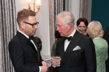 Kenneth Branagh The Prince Of Wales & Duchess Of Cornwall Attend A Dinner To Mark St Patrick's Day