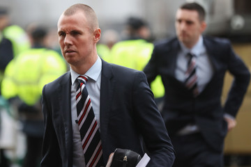 Kenny Miller Celtic v Rangers - Ladbrokes Scottish Premiership