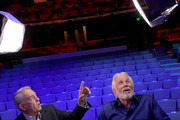 Kenny Rogers Visits 'The Big Interview with Dan Rather'