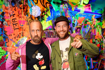 Kenny Scharf Kenny Scharf Presents The Cosmic Cavern In Celebration Of Mickey's 90th Anniversary