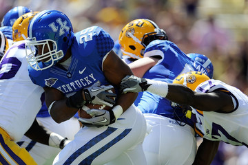Jonathan George Kentucky v LSU