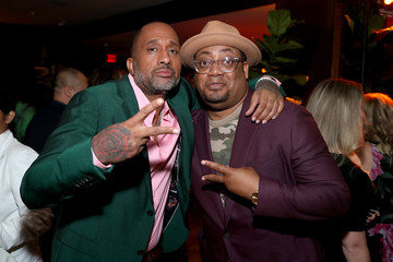 Kenya Barris Entertainment Weekly And L'Oreal Paris Hosts The 2019 Pre-Emmy Party - Inside