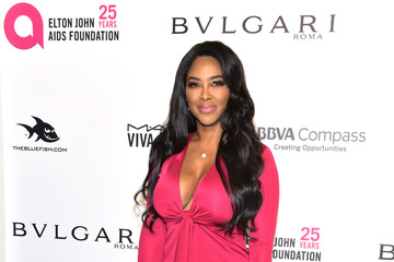 Kenya Moore 26th Annual Elton John AIDS Foundation's Academy Awards Viewing Party - Arrivals