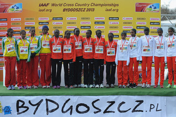Kenya 40th IAAF World Cross County Championship 2013