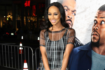 Keri Hilson 'Ride Along' Premieres in Hollywood