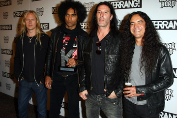 Alice in Chains The Kerrang! Awards 2009 - Media Room
