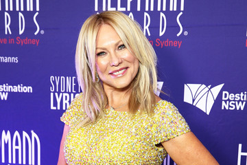 Kerri-Anne Kennerley 16th Annual Helpmann Awards - Arrivals