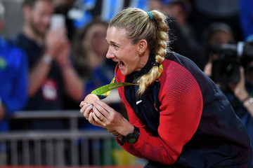 Kerri Walsh Jennings Beach Volleyball - Olympics: Day 12