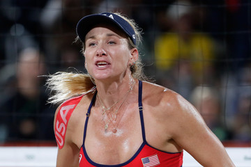 Kerri Walsh Jennings Beach Volleyball - Olympics: Day 11