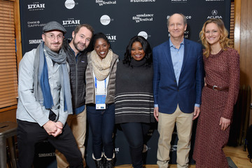 Kerry Bishe 2018 Sundance Film Festival - Sloane Panel: Ways of Seeing