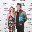 Kerry Butler David Burtka Celebrates The Launch Of His New Cookbook 'Life Is A Party'