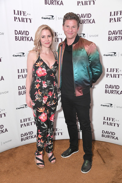 David Burtka Celebrates The Launch Of His New Cookbook 'Life Is A Party'