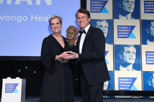 Robert F. Kennedy Human Rights Hosts 2019 Ripple Of Hope Gala & Auction In NYC - Inside