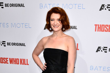 """Kerry O'malley Premiere Party For A&E's Season 2 Of """"Bates Motel"""" & Series Premiere Of """"Those Who Kill"""" - Arrivals"""