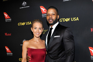 Kerry Rhodes 2017 G'Day Black Tie Gala
