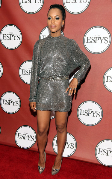 Kerry Washington - The 2011 ESPY Awards - Backstage And Audience