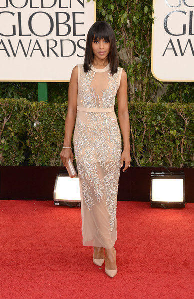 Kerry Washington - 70th Annual Golden Globe Awards - Arrivals
