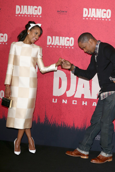 Kerry Washington - 'Django Unchained' Berlin Photocall