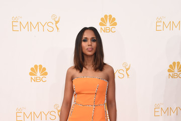 Kerry Washington Arrivals at the 66th Annual Primetime Emmy Awards — Part 2