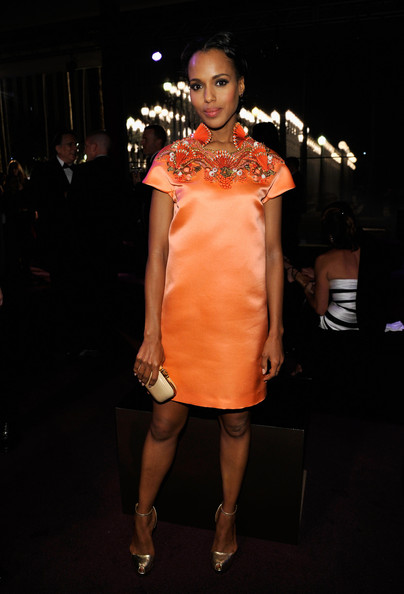 Kerry Washington - LACMA 2012 Art + Film Gala Honoring Ed Ruscha And Stanley Kubrick Presented By Gucci - Inside