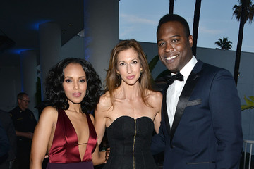 Kerry Washington Ketel One Vodka Hosts The VIP Red Carpet Suite At The 26th Annual GLAAD Media Awards