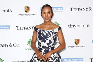 Kerry Washington The 2014 Baby2Baby Gala, Presented by Tiffany & Co - Arrivals