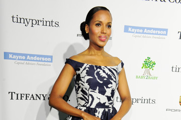Kerry Washington The 2014 Baby2Baby Gala, Presented By Tiffany & Co - Red Carpet