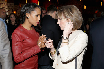 Kerry Washington Celebs Attend an Upfronts Party in NYC