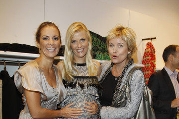 Kerstin Linnartz Rohmir Store Celebrates First Birthday Party