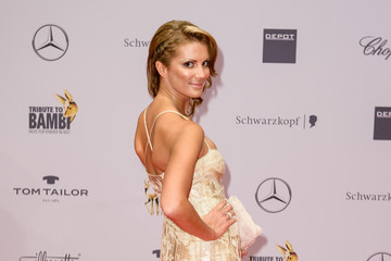 Kerstin Linnartz Arrivals at the Tribute to Bambi