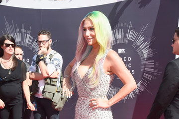 Kesha Arrivals at the MTV Video Music Awards — Part 2